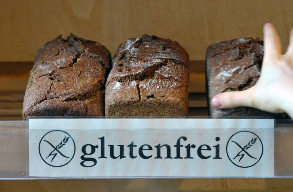 Der Umsatz von glutenfreien Lebensmitteln im Handel steigt seit Jahren. Denn nicht nur Menschen mit nachgewiesener Unverträglichkeit verzichten auf Gluten. Foto: dpa