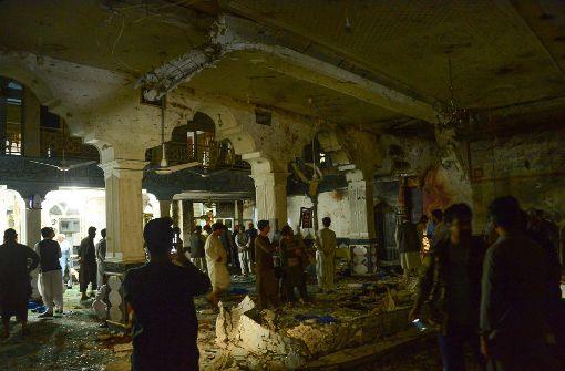 Mindestens 29 Tote bei Anschlag