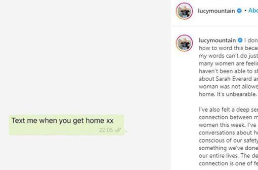 """""""Text me when you get home"""" – warum eine Whatsapp-Nachricht Millionen bewegt"""