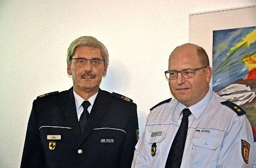 Kampf um den Polizeiposten