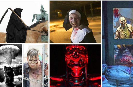 Illinois Bürger sollen sich für eine Zombie-Apokalypse wappnen