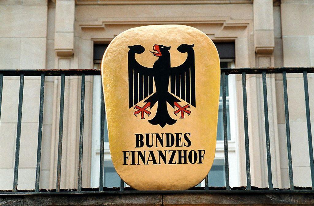 Der Bundesfinanzhof sagt, der Staat kassiere zu hohe Zinsen. Foto: dpa