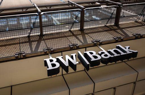 Die BW-Bank schließt 41 Niederlassungen