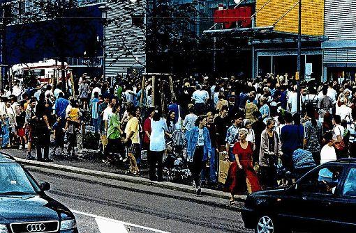 Als Ikea nach Sindelfingen zog