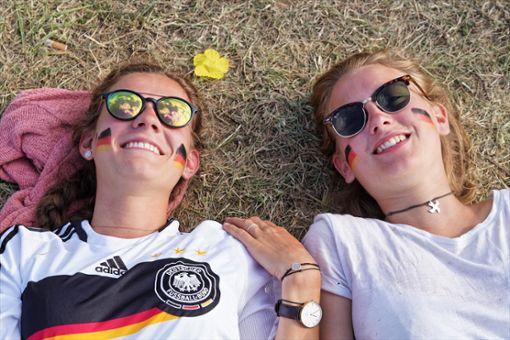 Spiele, Spaß und ganz viel Fußball