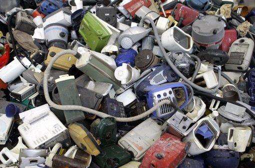 Händler muss ausrangierte Geräte zurücknehmen