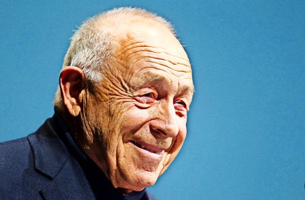 Der lustvoll geführte Streit war für ihn ein Weg, den Menschen zu helfen – am Dienstag ist der CDU-Politiker Heiner Geißler im Alter von 87 Jahren gestorben. Foto: dpa