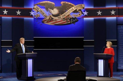 """""""Eine wilde, seltsame Debatte"""""""
