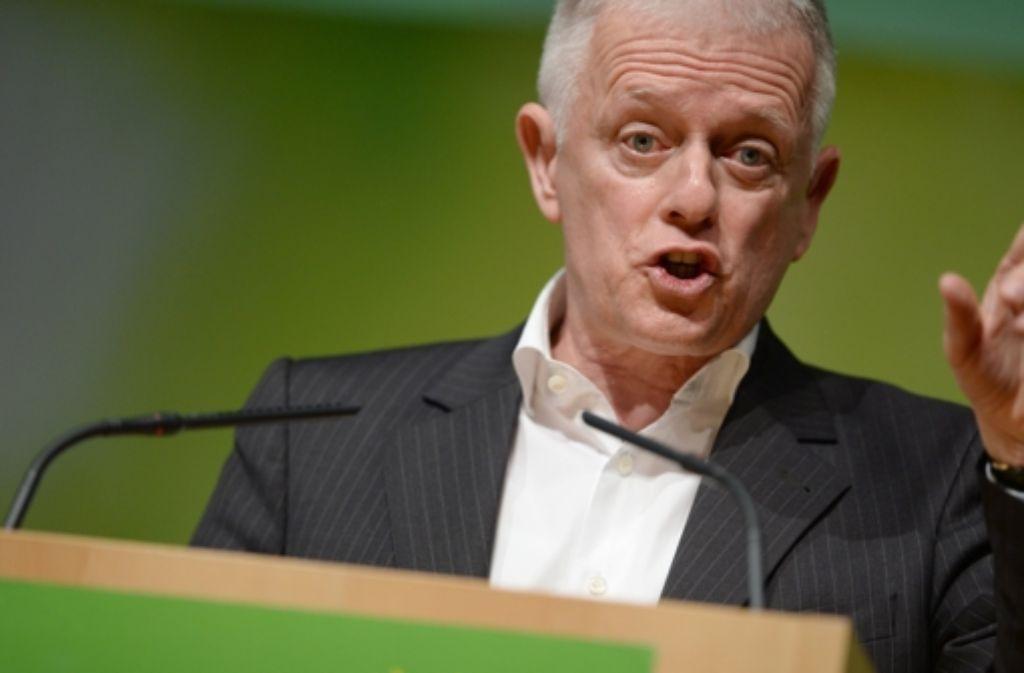 OB Fritz Kuhn will Eigentümer von leer stehenden Wohnungen mit einem Bußgeld bestrafen. Foto: dpa