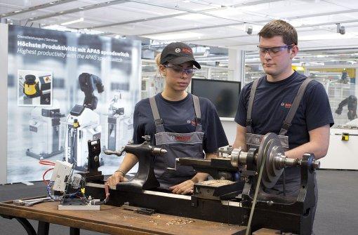 Bosch rüstet Museumsstücke auf