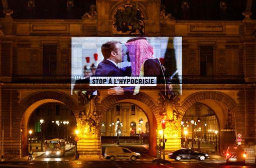 Macron erhöht den Druck auf Islamisten