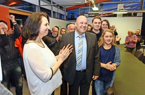 Mario Weisbrich bleibt Bürgermeister