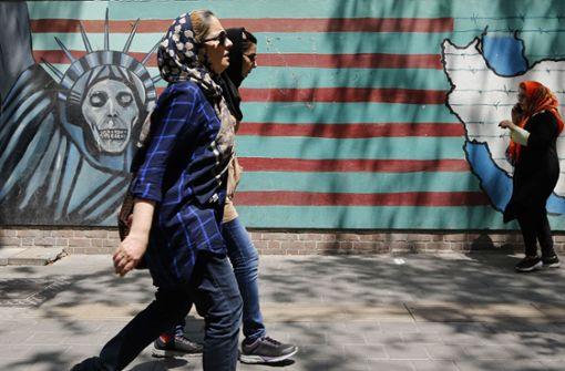 USA schicken Kriegsschiff in Nahen Osten