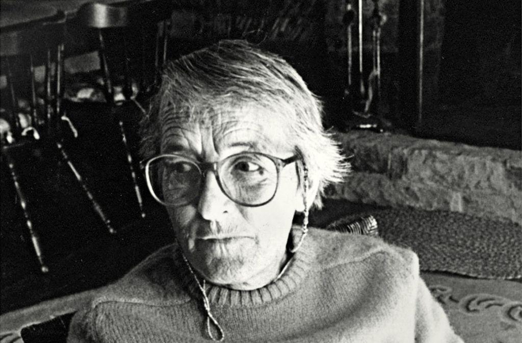 Elisabeth Kübler-Ross ist im Jahr 2004 gestorben. Foto: AP