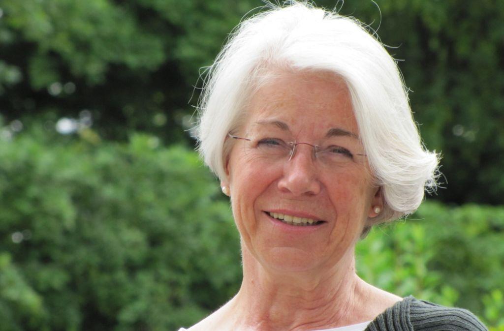 Ariane Müller-Ressing hat viel zu tun mit ihrem Ehrenamt. Foto: Archiv Sägesser