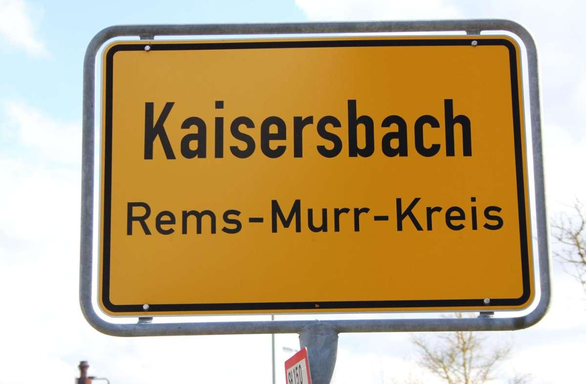 In Kaisersbach ist am 24. Oktober Bürgermeisterwahl. Foto: stz/Pascal Thiel