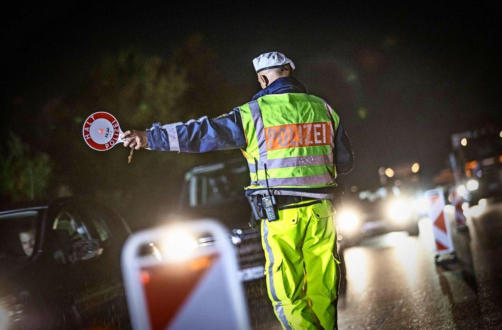 Insgesamt waren an der Großaktion 700 Einsatzkräfte beteiligt. Foto: 7aktuell.de/Simon Adomat