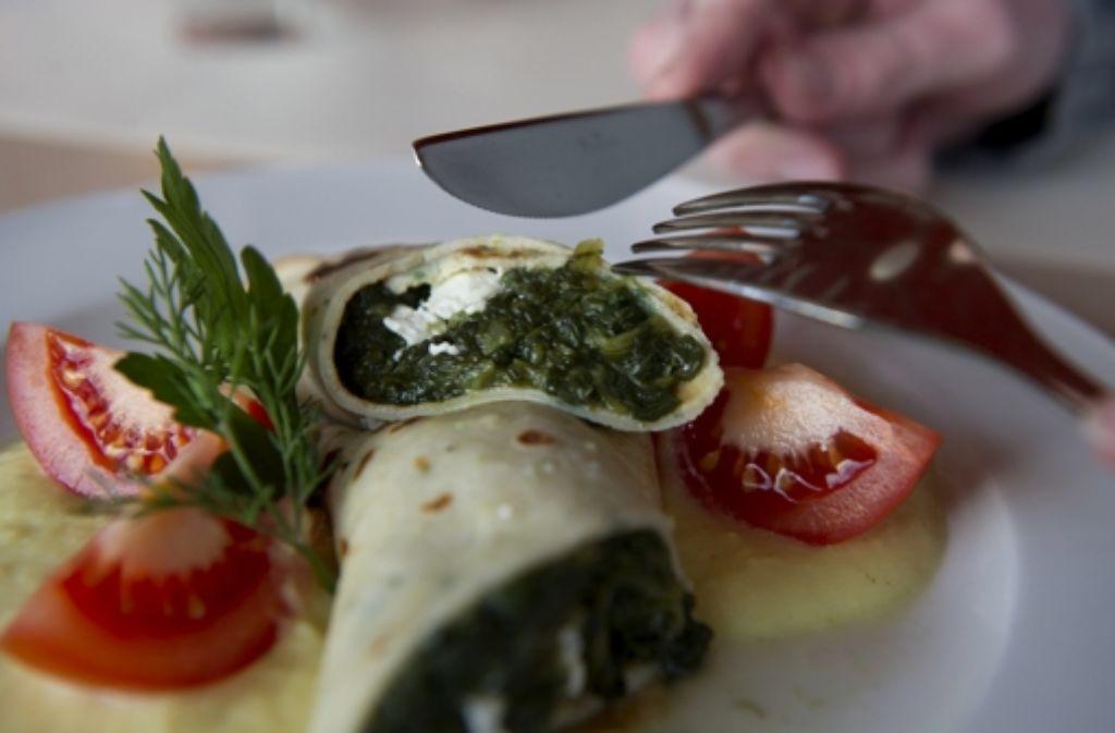 Diät allein genügt nicht, es muss auch zur richtigen Zeit gegessen werden. Foto: dapd