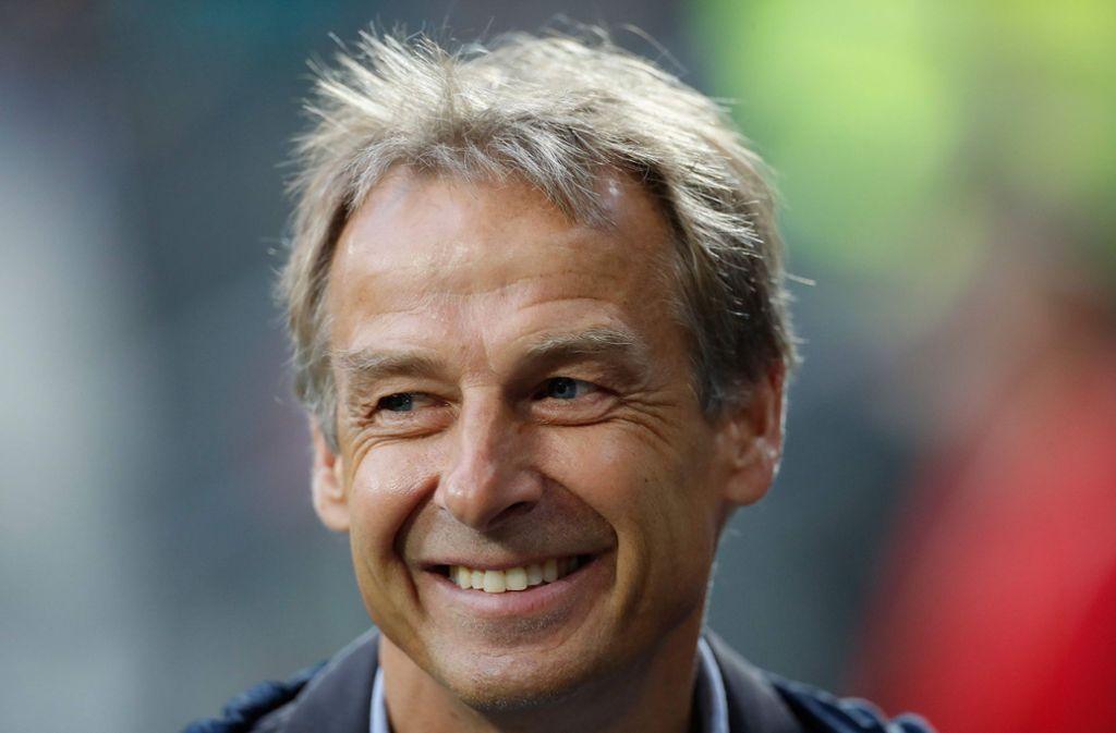 Der ehemalige US-Nationalcoach Klinsmann wohnt seit vielen Jahren mit seiner Familie in den USA. Foto: AFP