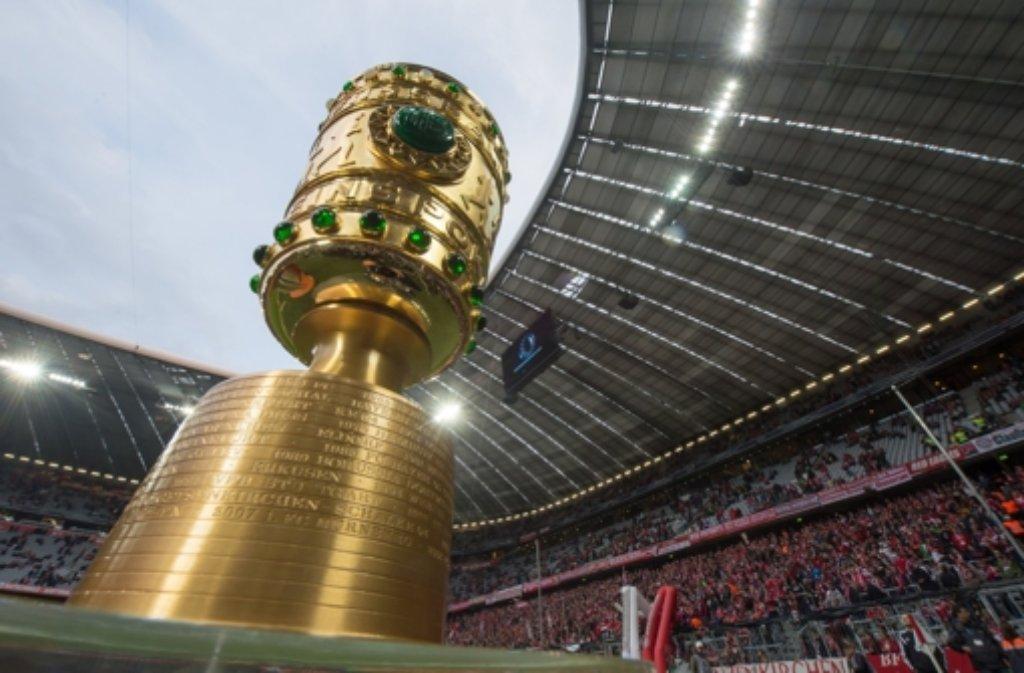 Die erste Runde des DFB-Pokals ist terminiert. Foto: dpa