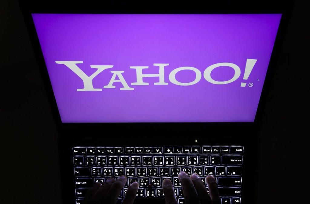 Mehr als eine Milliarde Nutzerkonten des Internetkonzerns Yahoo wurden gehackt, manche sogar ohne Passwort. Foto: EPA