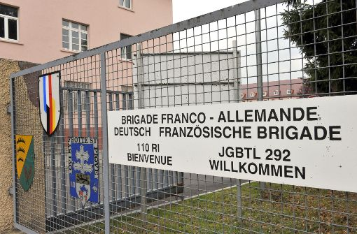Bundeswehrkaserne in Donaueschingen beschmiert
