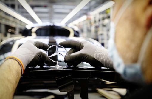 20000 Mitarbeiter sollen Daimler verlassen