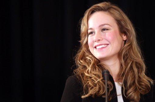 Brie Larson sagt, für sie zähle immer der Moment. Foto: dpa