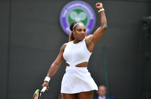 Serena Williams erreicht Tennis-Viertelfinale