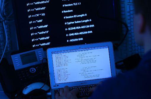 Ein Hacker ergaunert 3000 Passwörter