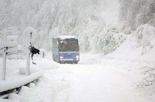 Vier Alpinisten kommen ums Leben