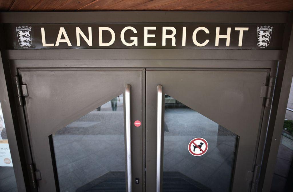 Ein für das Schwurgericht sehr untypisches Urteil fiel am Donnerstag. Foto: Weingand
