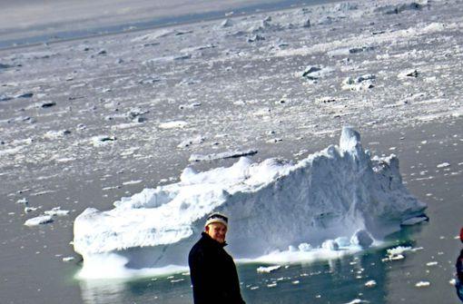 Besuch im ewigen Eis