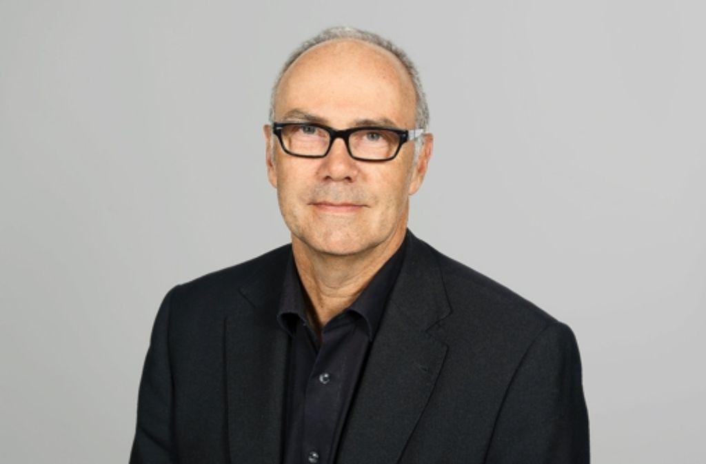 Sportchef Harald Dietz drängt sich nicht in den Vordergrund Foto: SWR