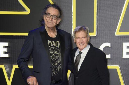 Der Mann, der Chewbacca war