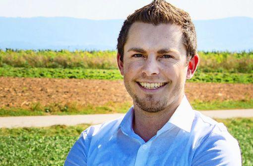 Dennis Birnstock will Schulen und Betriebe ans Netz bringen