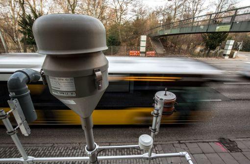 Gericht verhängt erneut Zwangsgeld wegen schlechter Luft in Stuttgart
