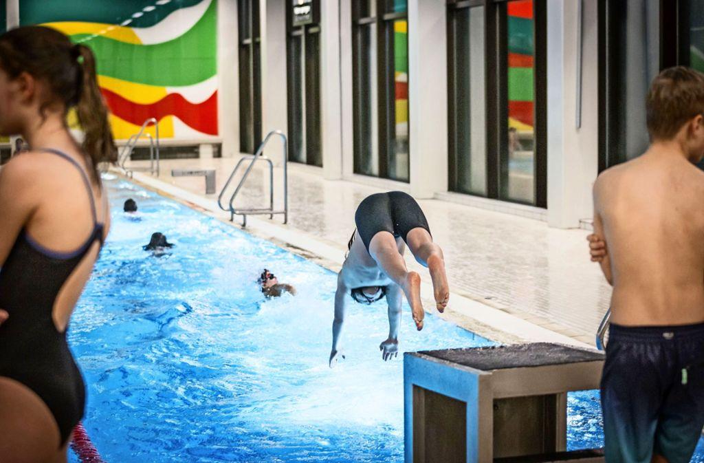 Bleibt das Plieninger Bad künftig Vereinen und Schulklassen vorbehalten? Foto: Lg/Rettig