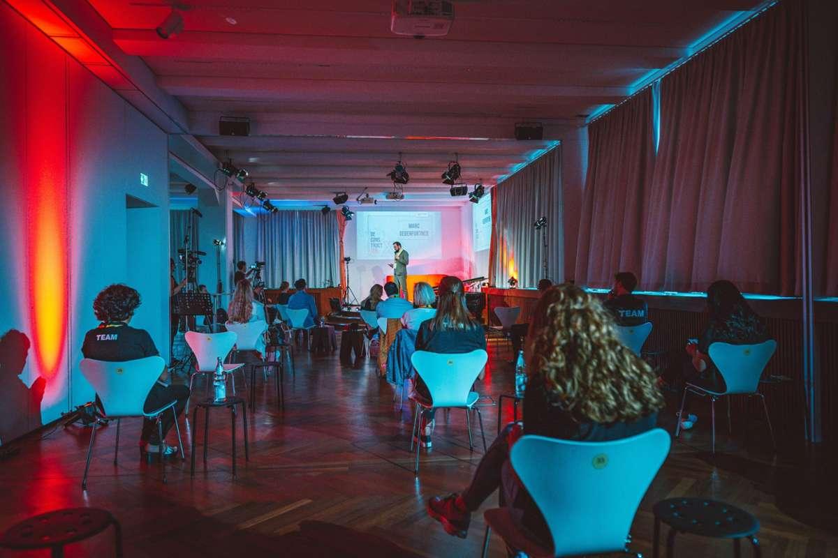 Bereits zum elften Mal findet in Stuttgart die TED-Konferenz statt. Foto: TEDxStuttgart