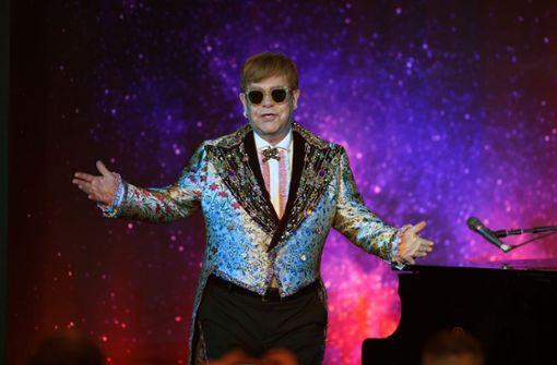 Elton John kommt nach Stuttgart