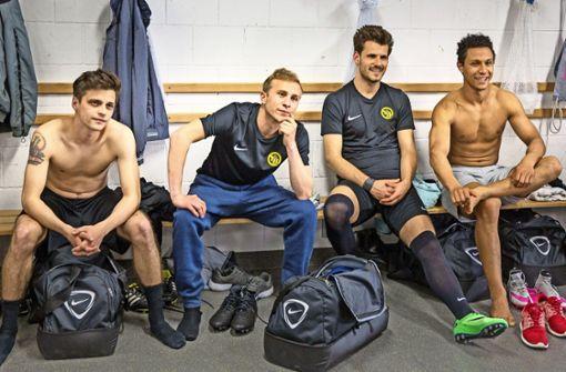 Von  Fußballern, die Fußballer lieben