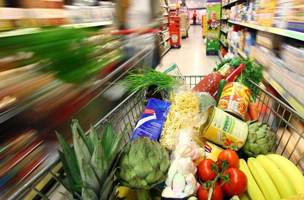 Was ist Deutschlands beliebtester Supermarkt? Foto: Glomex/Sat.1