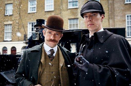 Holmes und Watson jagen mörderische Braut