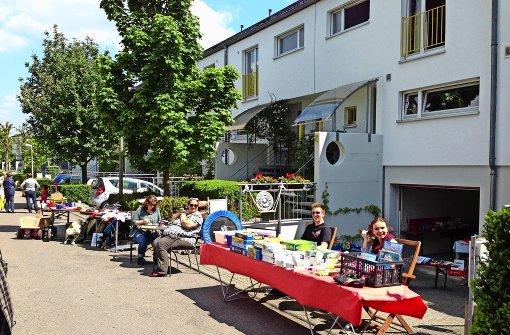 Garagenflohmarkt am Sonntag