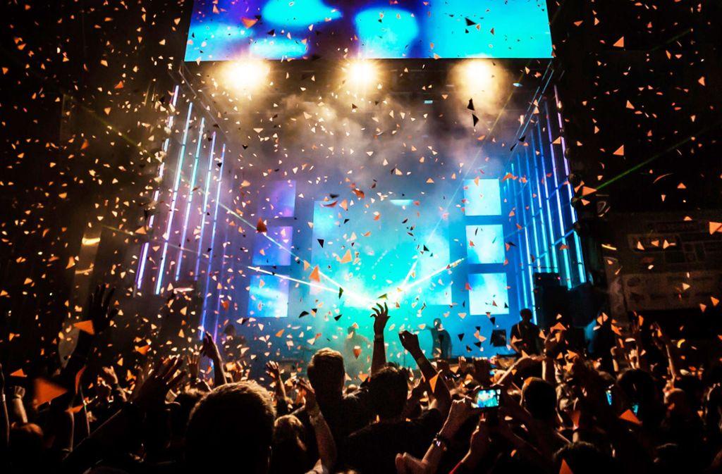 Musik, Film, digitale Euphorie – auf dem Festival in Texas geht es mehr um Ideen und Visionen als um die eigentliche Technologie. Foto: SXSW