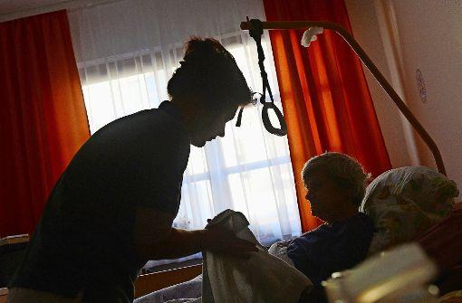 Mario Weisbrich strebt Pflegeplätze im Ort an