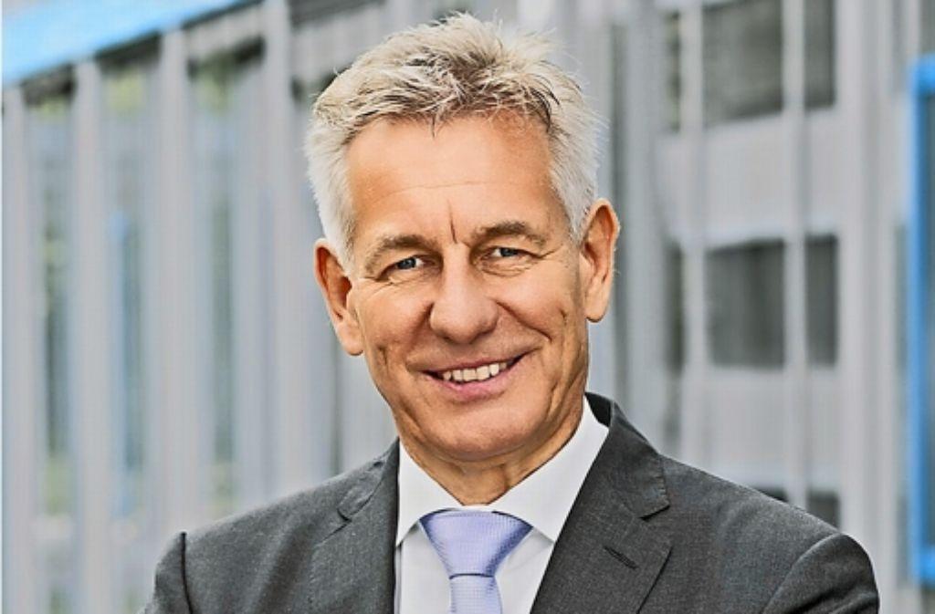 Nach insgesamt 18  Jahren verlässt Eberhard Veit Festo. Foto: Festo
