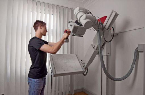 Ein Spezialist rund ums digitale Röntgen