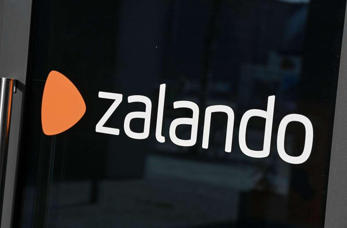 Großes Wachstum bei Zalando Foto: dpa/Jens Kalaene