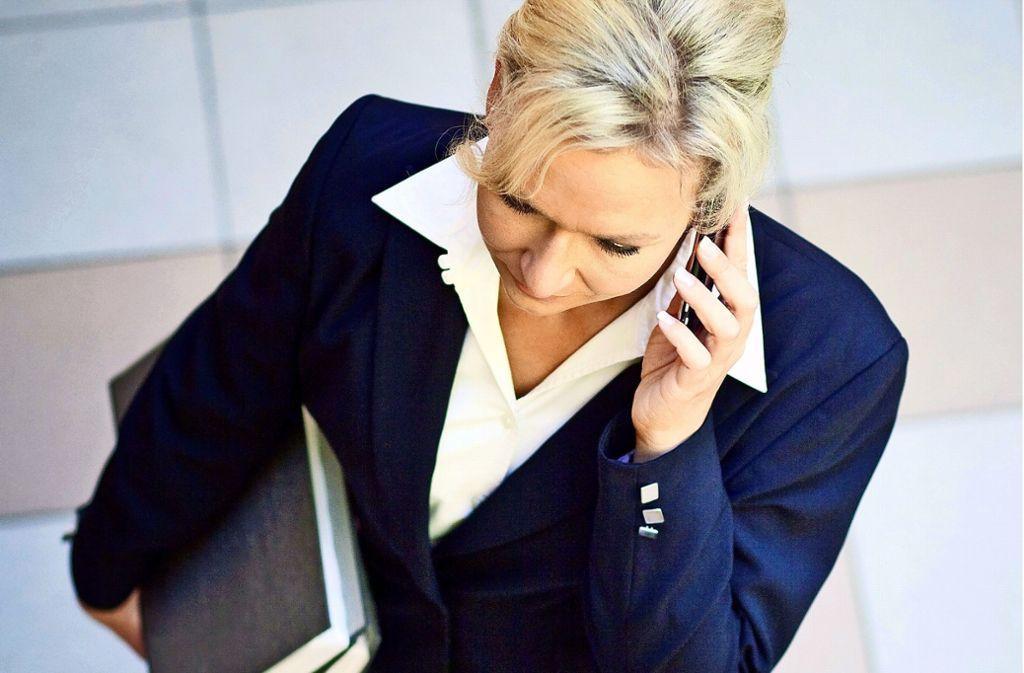 In Deutschland sind rund 23 Prozent der Führungspositionen mit Frauen besetzt. Foto: dpa